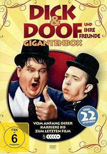 Dick & Doof Gigantenbox (5 DVDs)