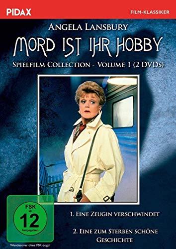 Mord ist ihr Hobby Spielfilm Collection, Vol. 1 (2 DVDs)
