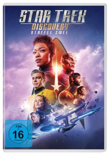 Star Trek: Discovery Staffel 2 (4 DVDs)