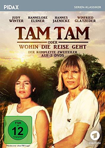 Tam Tam oder Wohin die Reise geht Der komplette Zweiteiler (2 DVDs)