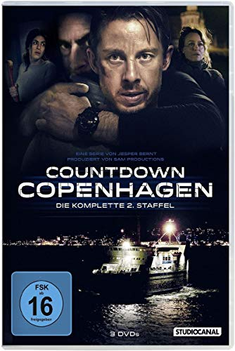 Countdown Copenhagen Staffel 2 (3 DVDs)