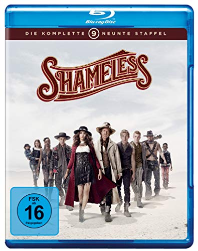 Shameless Staffel 9 [Blu-ray]