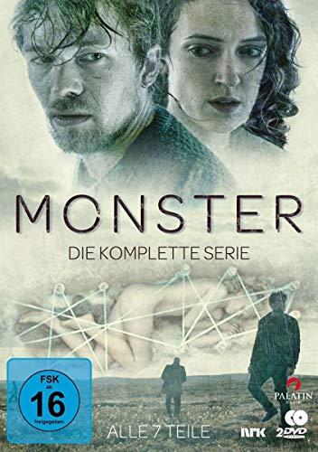 Monster Der komplette Serienkiller-Thriller in 7 Teilen (2 DVDs)