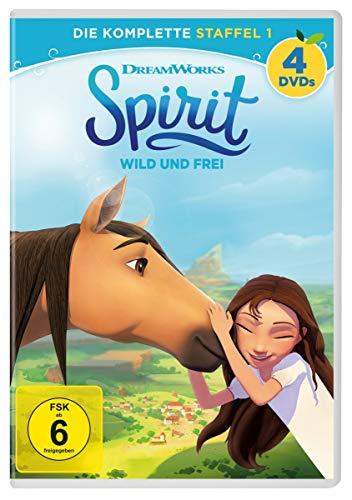 Spirit: wild und frei Staffel 1 (4 DVDs)