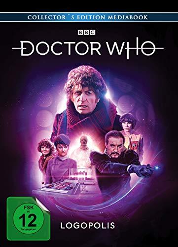 Doctor Who Vierter Doktor: Logopolis (Limitiertes Mediabook) [Blu-ray]