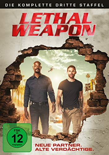 Lethal Weapon Staffel 3 (3 DVDs)