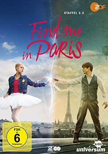 Find Me in Paris Staffel 2.2 (2 DVDs)