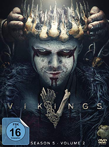 Vikings Staffel 5.2 (3 DVDs)