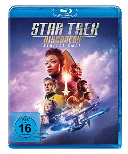 Star Trek: Discovery Staffel 2 [Blu-ray]