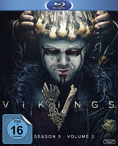 Vikings Staffel 5.2 [Blu-ray]