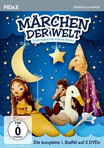 Märchen der Welt Staffel 1 (2 DVDs)