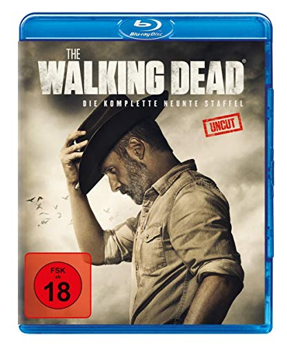 The Walking Dead Staffel 9 [Blu-ray]