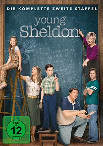 Young Sheldon Staffel 2 (2 DVDs)