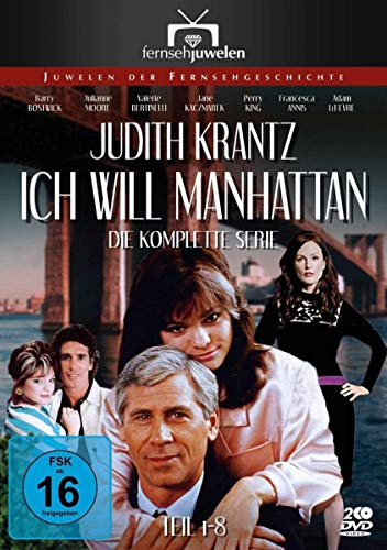 Judith Krantz's Ich will Manhattan (2 DVDs)
