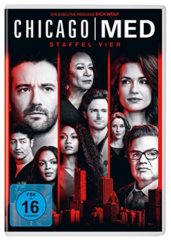 Chicago Med Staffel 4 (6 DVDs)