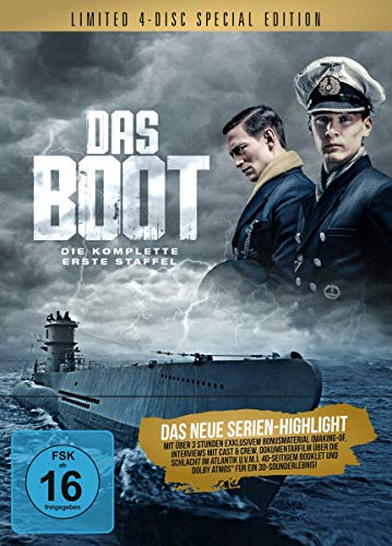 Das Boot Staffel 1 (Special Edition) [Blu-ray]