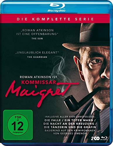 Kommissar Maigret Die komplette Serie [Blu-ray]