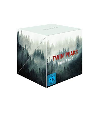 Twin Peaks From Z to A (Limited Deluxe Edition) [Blu-ray]