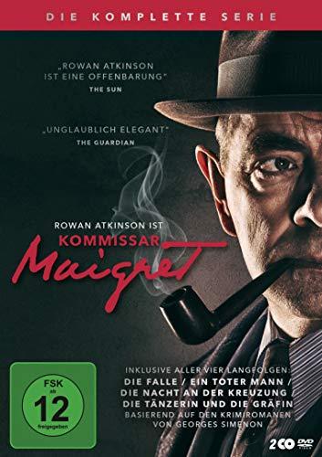 Kommissar Maigret Die komplette Serie (2 DVDs)