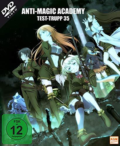 Anti Magic Academy - Test-Trupp 35: