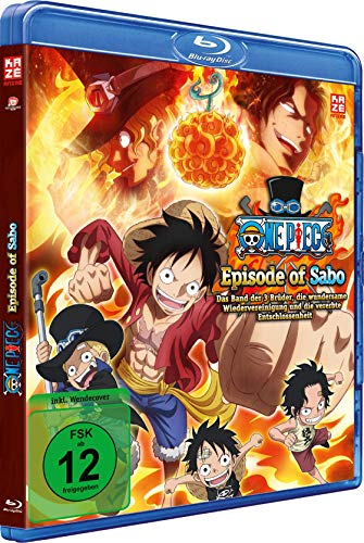 One Piece TV Special 6: Episode of Sabo [Blu-ray]