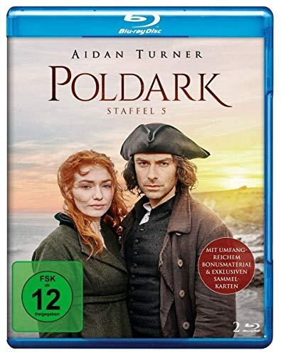 Poldark Staffel 5 [Blu-ray]