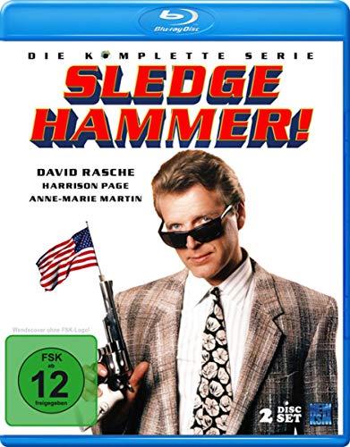 Sledge Hammer Die komplette Serie [Blu-ray]