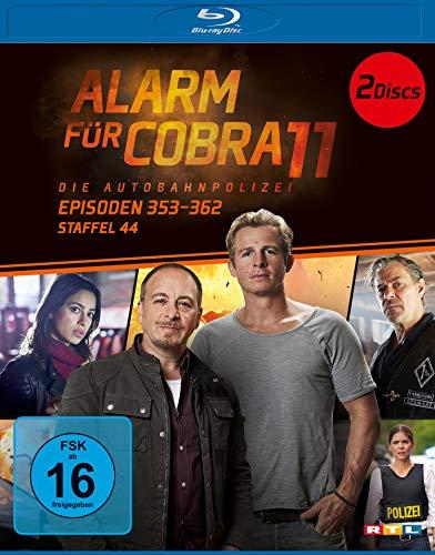Alarm für Cobra 11 Staffel 44 [Blu-ray]