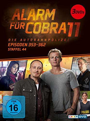 Alarm für Cobra 11 Staffel 44 (3 DVDs)