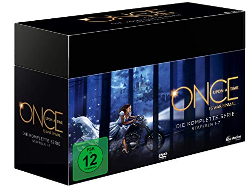 Once Upon a Time - Es war einmal... Die komplette Serie (42 DVDs)