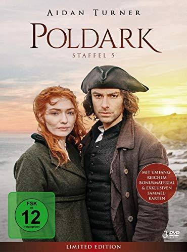 Poldark Staffel 5 (Limited Edition) (3 DVDs)