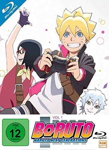 Boruto - Naruto Next Generations: Vol. 1 [Blu-ray]