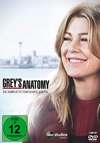 Grey's Anatomy - Die jungen Ärzte: Staffel 15 (7 DVDs)