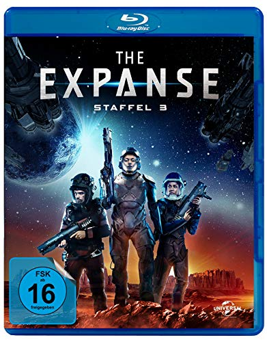 The Expanse Staffel 3 [Blu-ray]