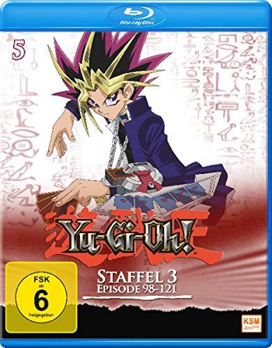 Yu-Gi-Oh! Staffel 3.1 (Folge 98-120) [Blu-ray]