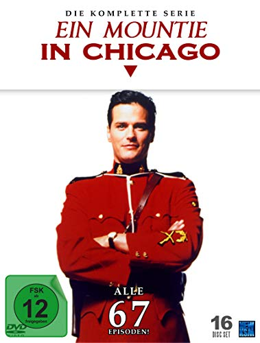 Ein Mountie in Chicago Die komplette Serie (17 DVDs)