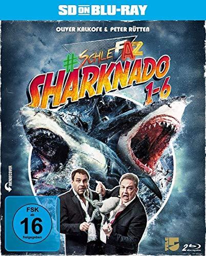 #SchleFaZ Sharknado 1-6 [SD on Blu-ray]