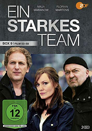 Ein starkes Team Box  9 (Film 53-58) (3 DVDs)