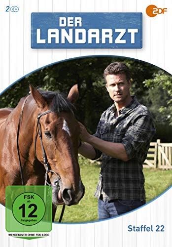 Der Landarzt - Staffel 22 (2 DVDs)