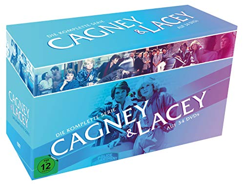 Cagney & Lacey Die komplette Serie (34 DVDs)