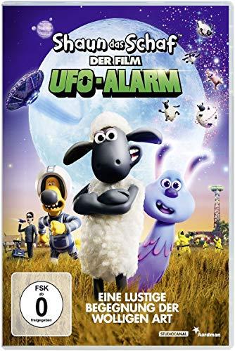 Shaun das Schaf Der Film 2: Ufo-Alarm