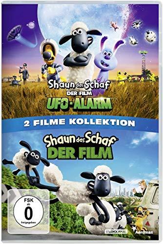 Shaun das Schaf Der Film: 1 & 2 (2 DVDs)
