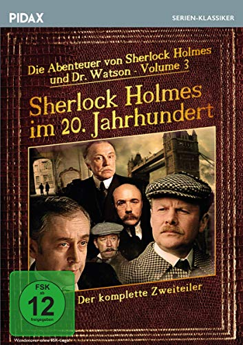 Die Abenteuer von Sherlock Holmes und Dr. Watson,