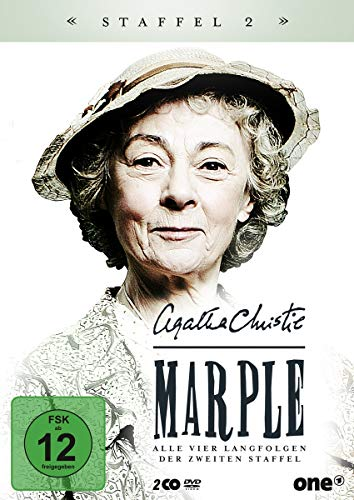 Agatha Christie: Marple - Staffel 2 (2 DVDs)