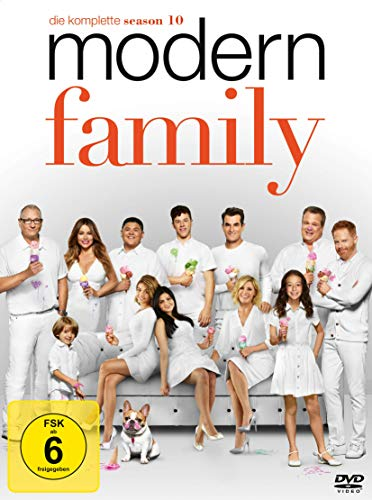 Modern Family Staffel 10 (4 DVDs)