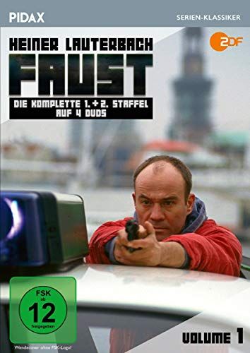 Faust Vol. 1 (Staffel 1+2) (4 DVDs)