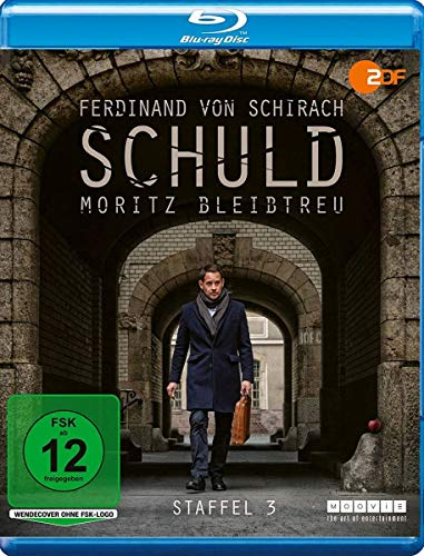 Schuld nach Ferdinand von Schirach Staffel 3 [Blu-ray]