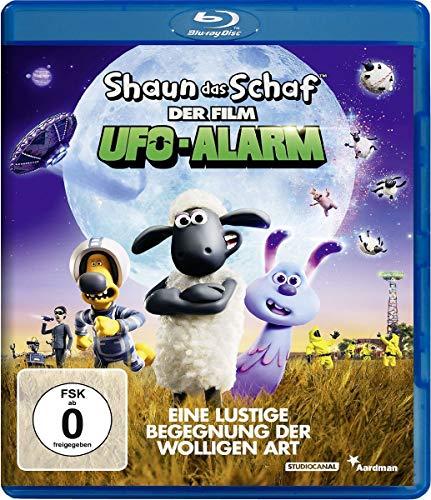 Shaun das Schaf Der Film 2: Ufo-Alarm [Blu-ray]