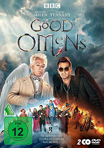 Good Omens Staffel 1 (2 DVDs)