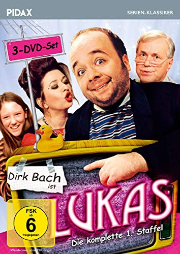Lukas Staffel 1 (3 DVDs)